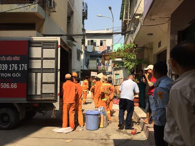 Sẽ tháo dỡ, xây mới chung cư nghiêng nguy hiểm ở Sài Gòn - Ảnh 4