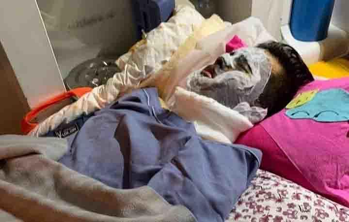 Việt kiều bị tạt axit, cắt gân chân: Buổi chia tay định mệnh - Ảnh 1