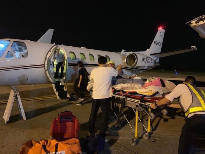 Việt kiều bị tạt axit, cắt gân chân: Buổi chia tay định mệnh - Ảnh 2
