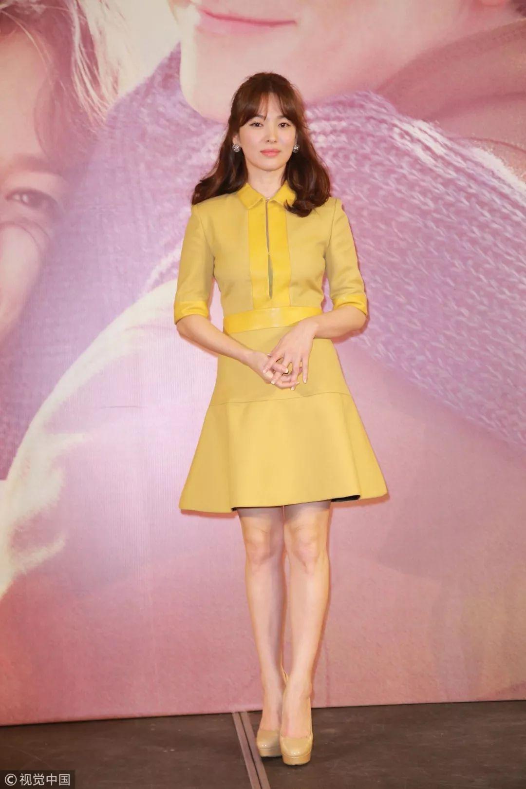 Học Song Hye Kyo 3 'bí kíp' chọn váy này, cô nàng 'nấm lùn' trông cao lên cả chục centimet, vóc dáng lại thon gọn bất ngờ - Ảnh 8