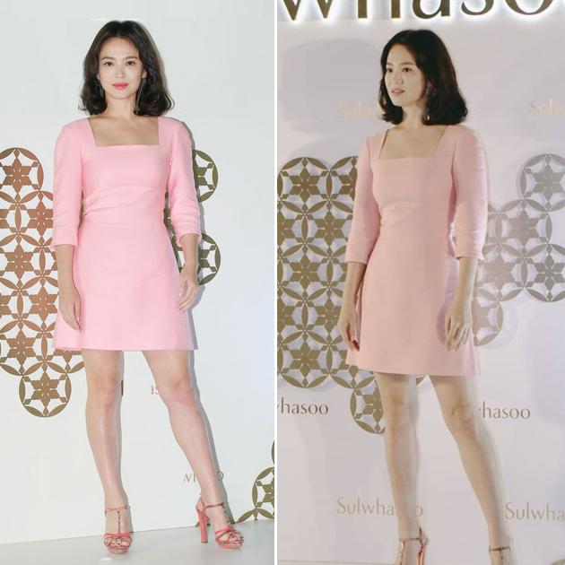 Học Song Hye Kyo 3 'bí kíp' chọn váy này, cô nàng 'nấm lùn' trông cao lên cả chục centimet, vóc dáng lại thon gọn bất ngờ - Ảnh 9