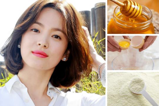 Song Hye Kyo và các mỹ nhân Hàn chia sẻ bí quyết làm đẹp từ nguyên liệu thiên nhiên - Ảnh 1