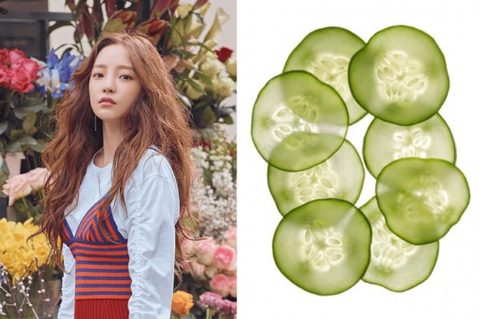 Song Hye Kyo và các mỹ nhân Hàn chia sẻ bí quyết làm đẹp từ nguyên liệu thiên nhiên - Ảnh 4