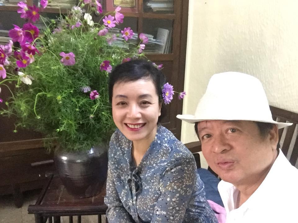 Nghệ sĩ Chiều Xuân bất ngờ làm điều này với ông xã nhân kỷ niệm 30 năm ngày cưới - Ảnh 2