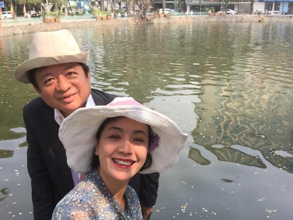 Nghệ sĩ Chiều Xuân bất ngờ làm điều này với ông xã nhân kỷ niệm 30 năm ngày cưới - Ảnh 4