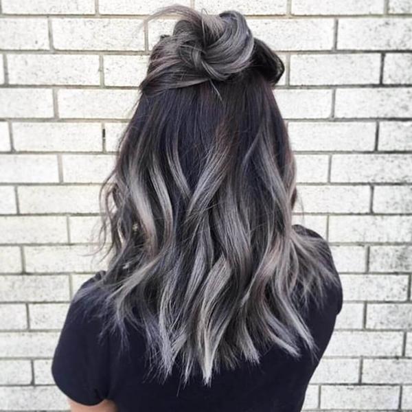 Nhuộm tóc đẹp long lanh chẳng kém gì ngoài tiệm chỉ bằng 1 lọ oxy già mà không lo hại hay hóa chất, vậy tội gì mà không thử! - Ảnh 4