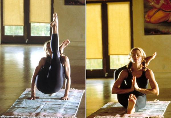 6 bài tập yoga đánh bay mỡ bụng cho các cô nàng mê ăn đêm, nghiền trà sữa - Ảnh 3
