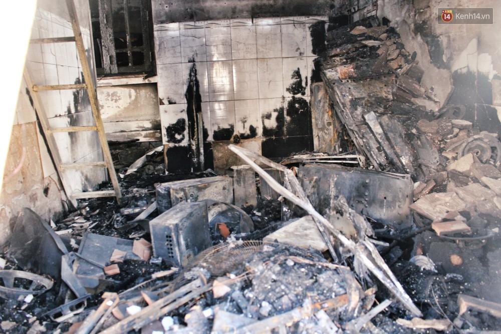 """Sự ám ảnh của nhân chứng vụ cháy khiến bé gái 10 tuổi tử vong cùng bố mẹ: """"Tiếng kêu cứu lịm dần rồi tắt hẳn trong biển lửa... - Ảnh 2"""