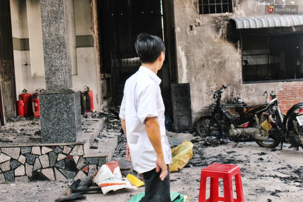 """Sự ám ảnh của nhân chứng vụ cháy khiến bé gái 10 tuổi tử vong cùng bố mẹ: """"Tiếng kêu cứu lịm dần rồi tắt hẳn trong biển lửa... - Ảnh 5"""