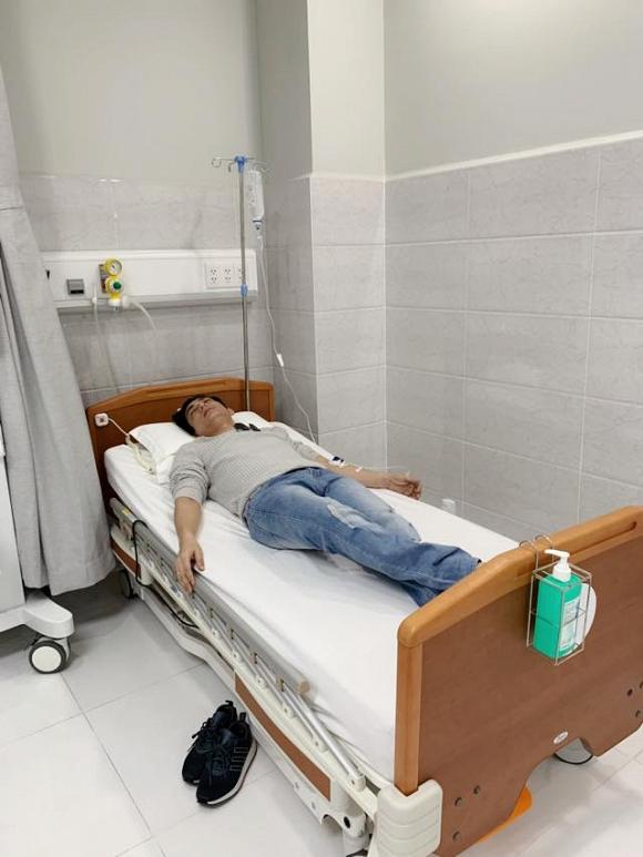 Vừa tự tử hụt, chồng cũ Phi Thanh Vân lại chán đời: 'Chỉ muốn được nhắm mắt, bỏ mặc thế giới' - Ảnh 1
