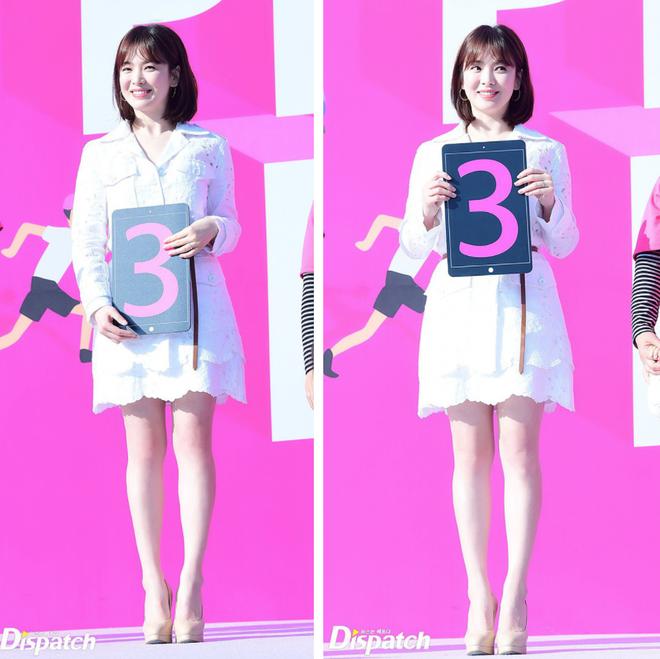 Chỉ trung thành với giày màu nude, nhưng hóa ra đây là cách mà Song Hye Kyo diện đẹp mọi bộ đồ - Ảnh 4