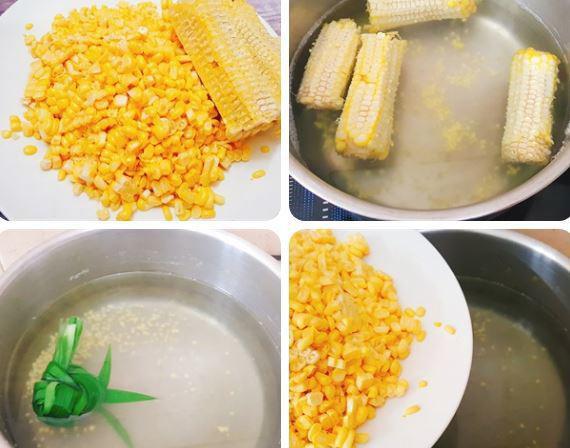 Cách nấu chè ngô dẻo mềm, thơm ngon giải nhiệt ngày hè - Ảnh 2