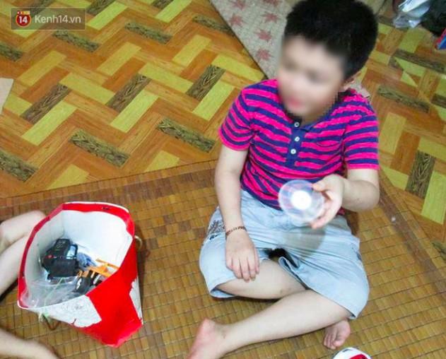 Cuộc sống của bé trai 10 tuổi bị bố và mẹ kế bạo hành đến rạn sọ não ở Hà Nội giờ ra sao? - Ảnh 2