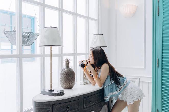 Để có được vóc dáng 'vạn người mê', Jun Vũ đã theo một bộ môn vẫn còn rất ít con gái Việt tập - Ảnh 9