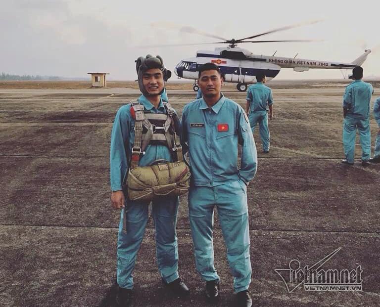 Món quà nhỏ phi công 21 tuổi tặng mẹ trước lúc hy sinh ở Khánh Hòa - Ảnh 1