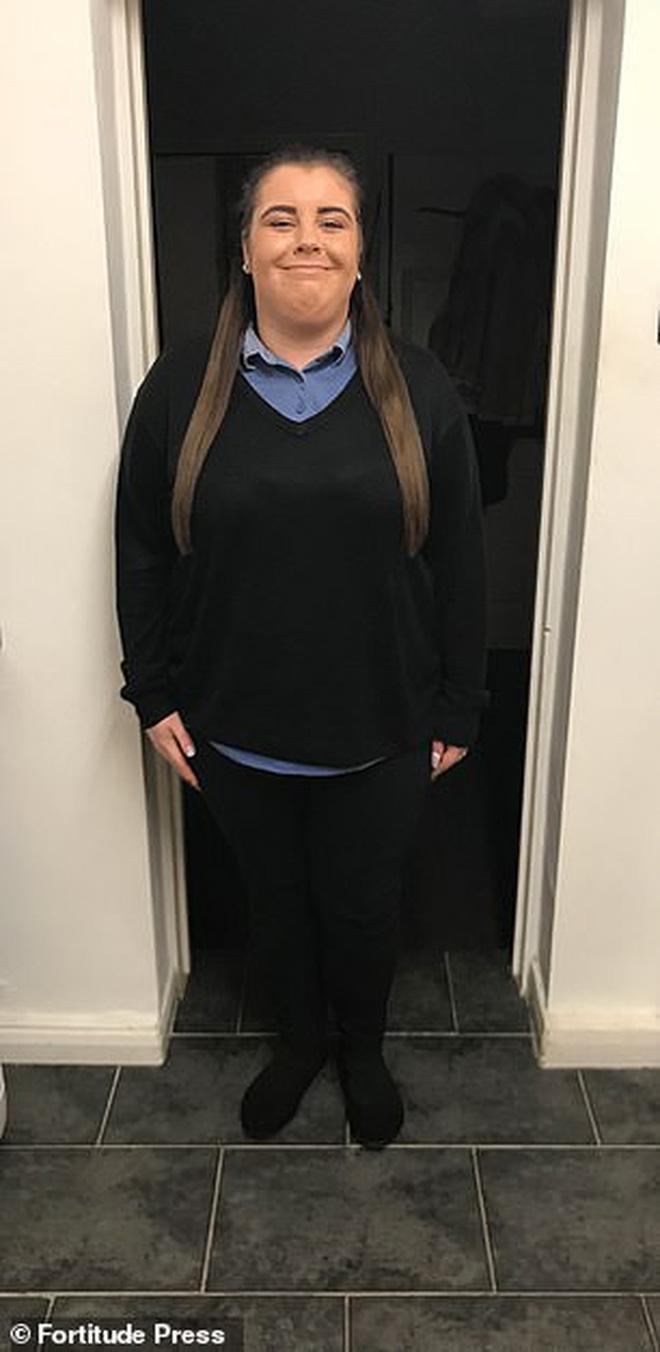 Nhờ chế độ ăn này mà cô nàng người Anh đã giảm được gần 40kg chỉ sau 5 tháng - Ảnh 5