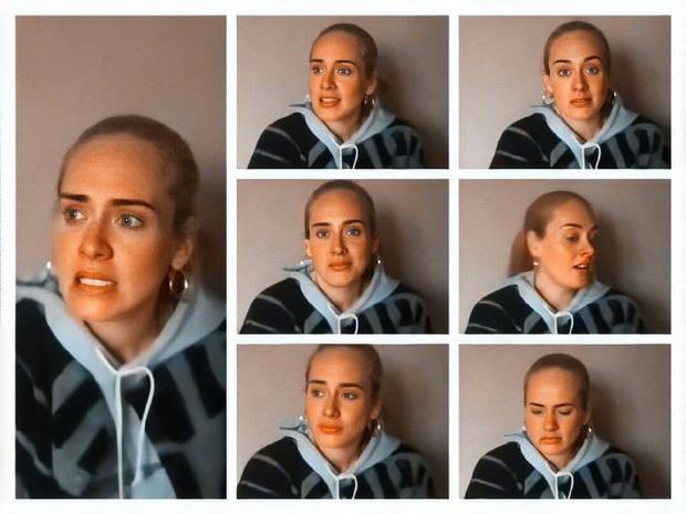 Adele gây bão MXH với hình ảnh sau khi giảm 45kg: Nhan sắc thăng hạng vùn vụt, thần thái rạng ngời sức sống - Ảnh 4