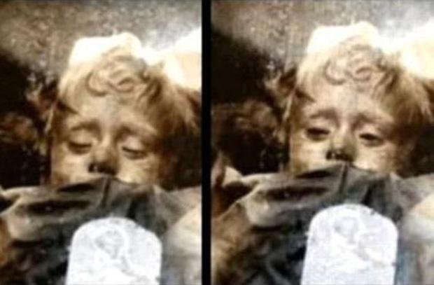 Bí ẩn xác ướp bé gái xinh xắn được ví như phiên bản thật của 'Công chúa ngủ trong rừng', 100 năm tuổi vẫn còn chớp mắt - Ảnh 5