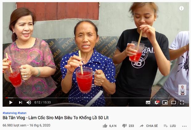 """Có hẳn 2 vị khách không mời mà tới trong clip mới của Bà Tân Vlog, người xem không """"ngứa mắt"""" không được! - Ảnh 1"""