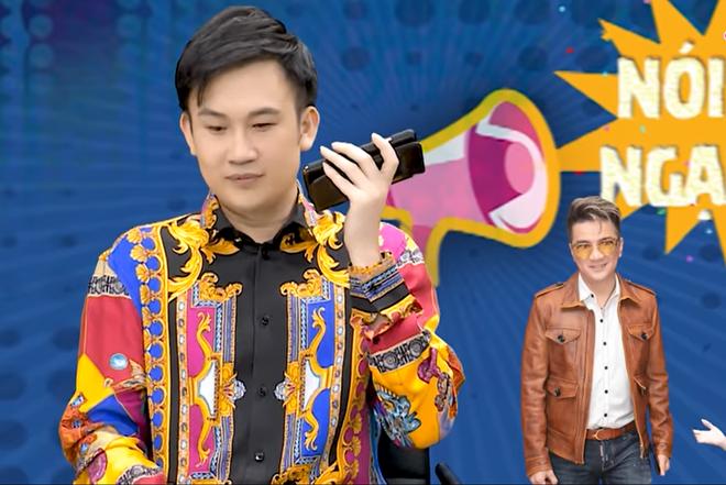 Đàm Vĩnh Hưng phản ứng bất ngờ khi bị Dương Triệu Vũ gọi điện vay 3 tỷ - Ảnh 1
