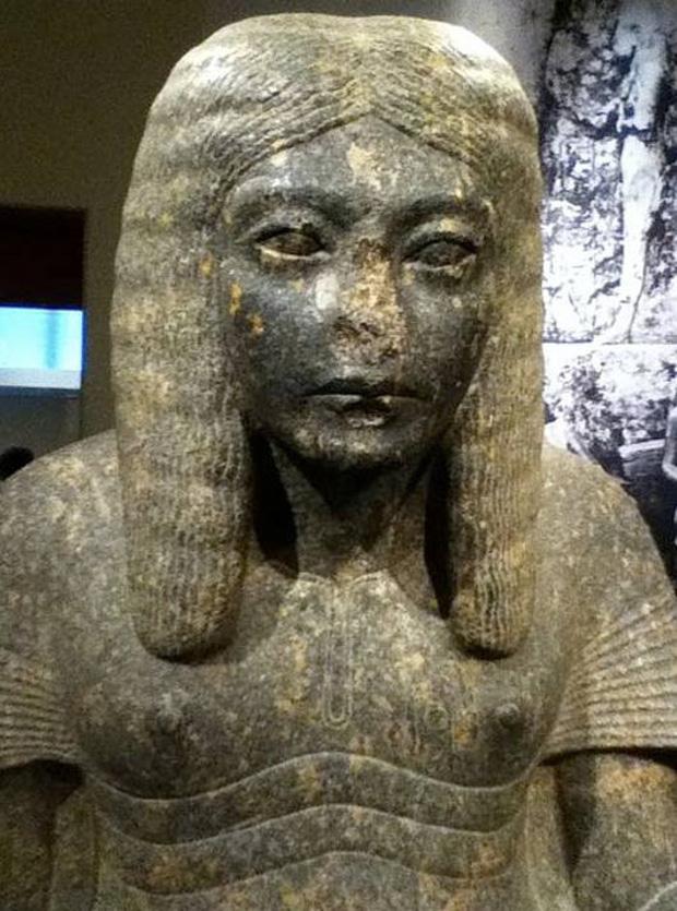 Lý do tại sao rất nhiều tượng Ai Cập cổ bị mất mũi: Bí ẩn gây đau đầu và đáp án đến từ những kẻ trộm mộ - Ảnh 4