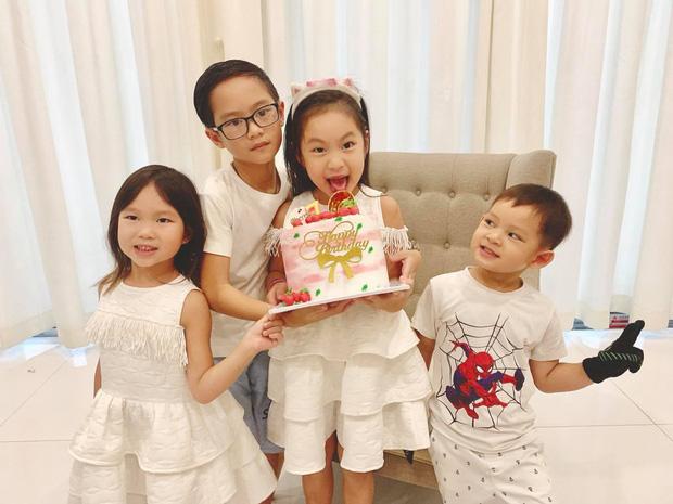 Lý Hải - Minh Hà tổ chức sinh nhật cho con gái, chia sẻ về cách tiết kiệm của bé gây chú ý - Ảnh 2