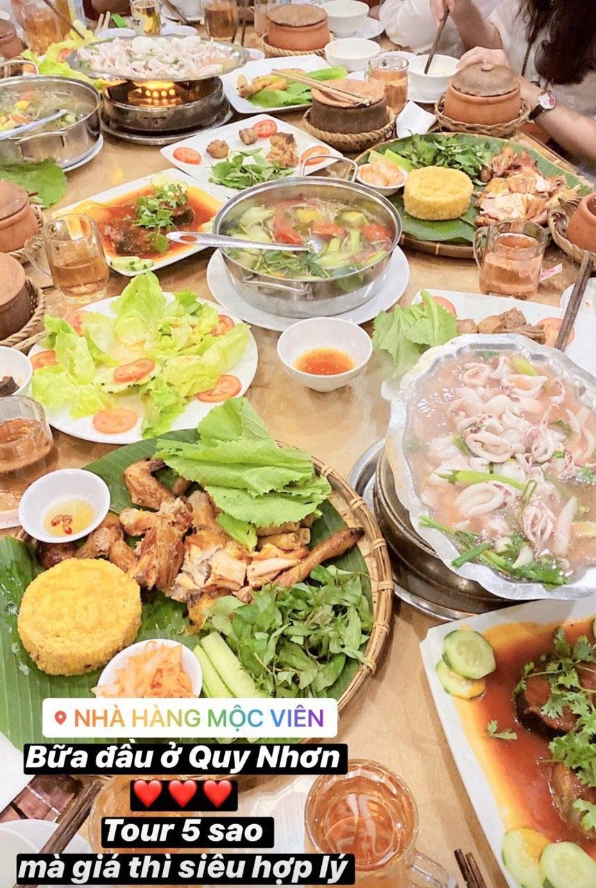 MC Mai Ngọc khoe body siêu nuột khi diện bikini, tận hưởng kỳ nghỉ sang chảnh ở Quy Nhơn - Ảnh 5