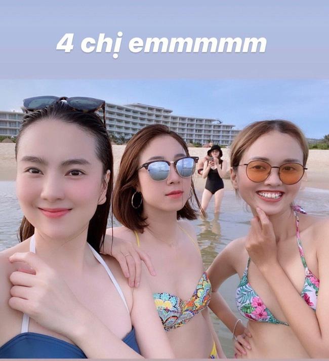 MC Mai Ngọc khoe body siêu nuột khi diện bikini, tận hưởng kỳ nghỉ sang chảnh ở Quy Nhơn - Ảnh 7