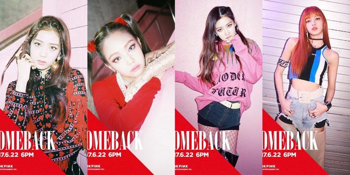 Nhìn lại Black Pink qua bao lần 'nhá hàng' comeback: Style ngày càng thăng hạng, nhưng đặc biệt nhất là lần chơi trò 'đánh đố' với netizen - Ảnh 7