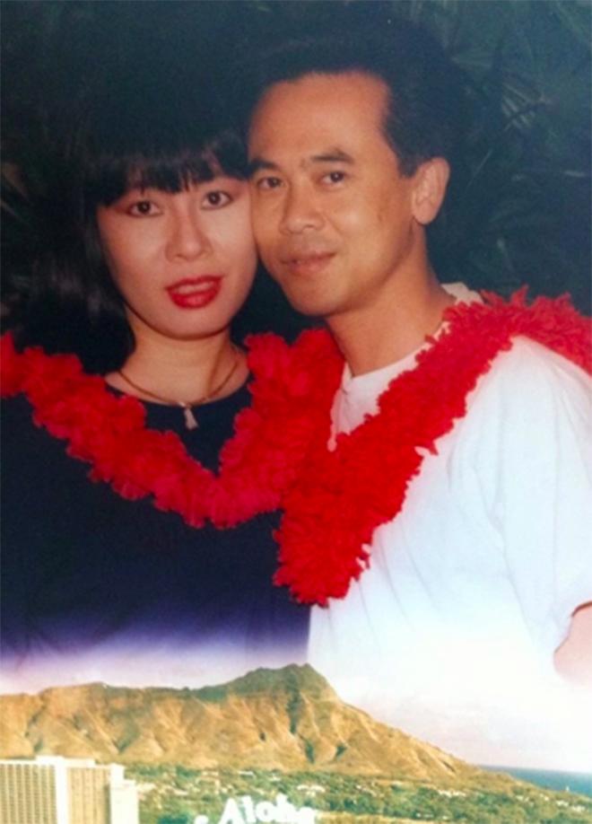 Thông tin hiếm hoi về bà xã của danh ca Thái Châu - Ảnh 2