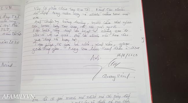 Vô cùng xúc động với dòng tâm sự trong cuốn sổ tang do BTV Quang Minh, BTV Long Vũ gửi gắm cho nữ MC Diệu Linh lần cuối - Ảnh 3