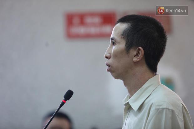 Xử phúc thẩm vụ nữ sinh giao gà, Bùi Văn Công nói to 'Không phải kháng cáo gì hết, đứa nào có tội thì tử hình luôn' - Ảnh 2