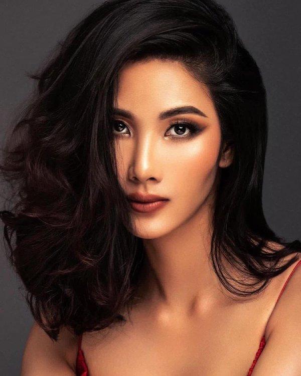 Bí quyết makeup giúp Hoàng Thùy được nâng hạng nhan sắc qua từng ngày - Ảnh 4