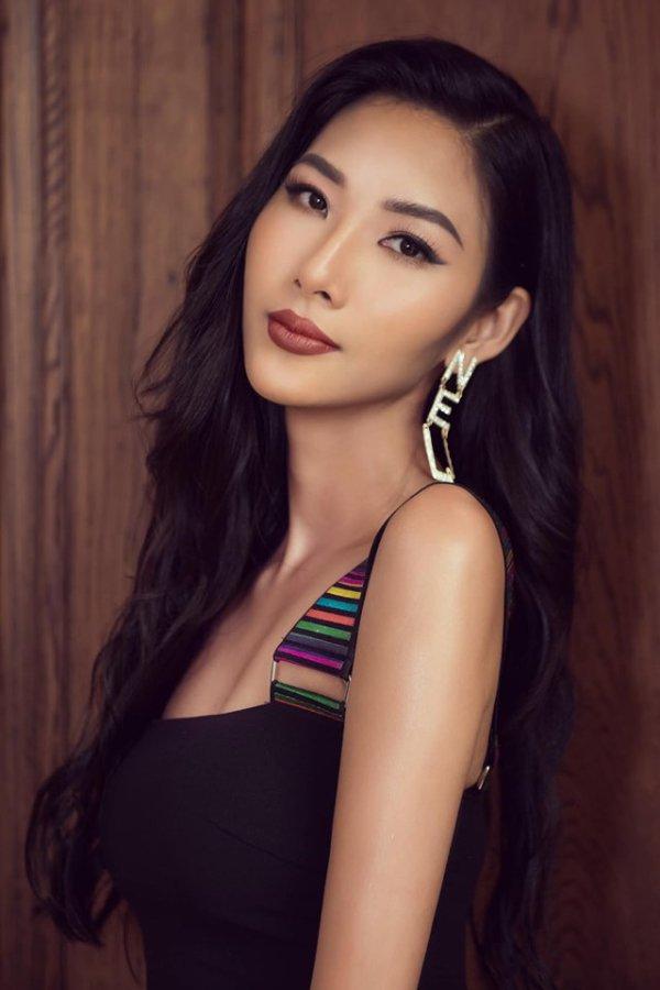 Bí quyết makeup giúp Hoàng Thùy được nâng hạng nhan sắc qua từng ngày - Ảnh 5