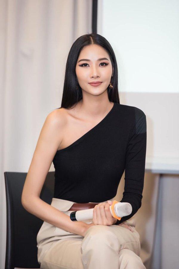 Bí quyết makeup giúp Hoàng Thùy được nâng hạng nhan sắc qua từng ngày - Ảnh 6
