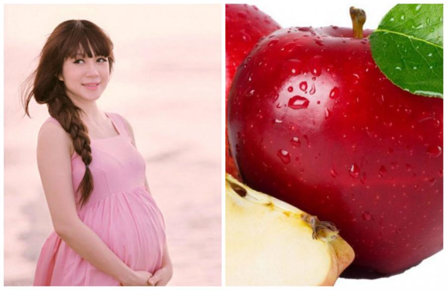 Mẹ bầu ăn táo tăng cường hệ miễn dịch, ngăn ngừa sảy thai: Mẹ khỏe, con thông minh lớn vù vù trong bụng - Ảnh 1