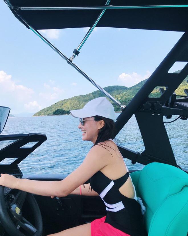 Kiều nữ TVB xuất thân giàu có, hẹn hò con trai vua sòng bài Macau là ai? - Ảnh 10