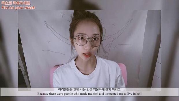 Nữ Idol tố bị bắt nạt, ép xem clip nóng đến mức phải nhảy sông Hàn: Công ty chủ quản khẳng định bịa đặt - Ảnh 3