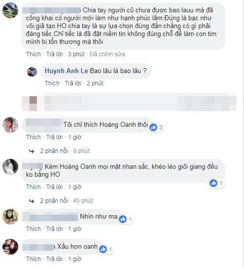 Huỳnh Anh phản ứng ra sao khi lần đầu đăng ảnh bạn gái lên facebook đã bị chê thậm tệ? - Ảnh 7