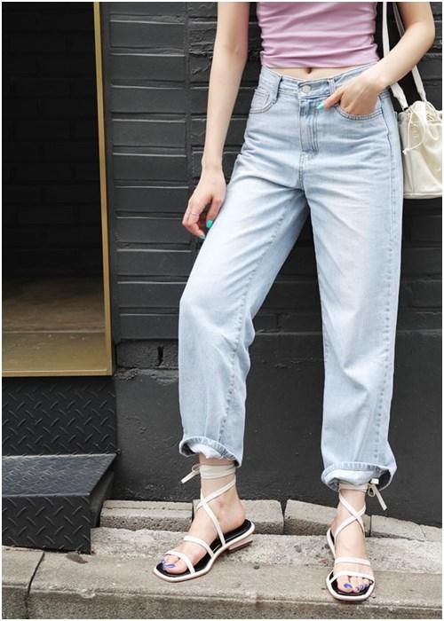 Quần jeans ống rộng - Không khó mặc như vẫn tưởng! - Ảnh 7