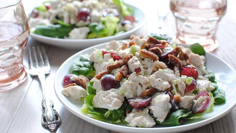 Ghim ngay công thức làm 2 món salad gà cực ngon cực dễ - Ảnh 3