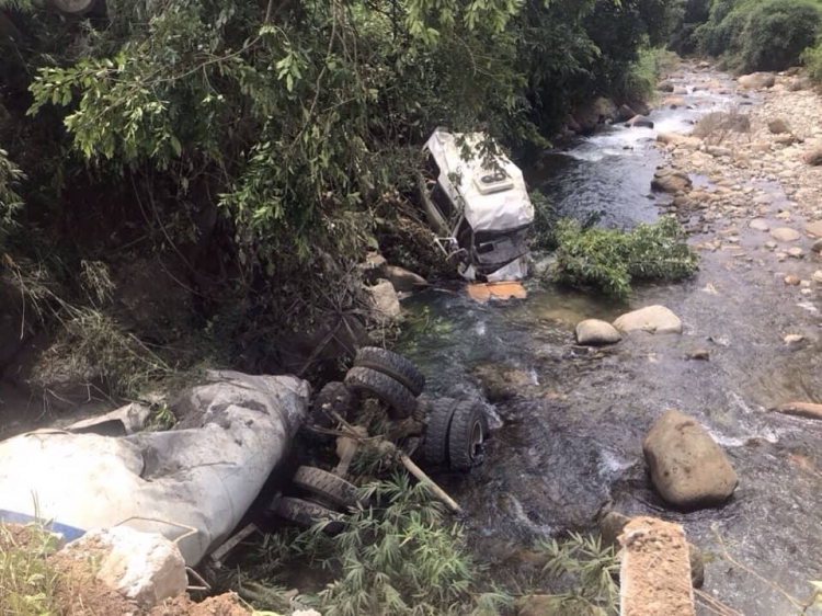 Danh tính tài xế xe bồn chạy tốc độ 109km gây tai nạn thảm khốc khiến 13 người tử vong ở Lai Châu - Ảnh 1