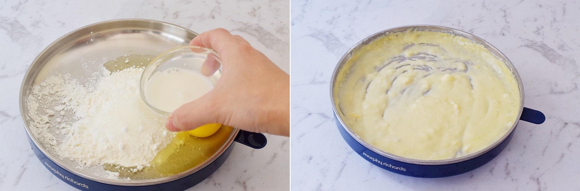 Biến tấu mới cho món bánh ngô nóng hổi thơm ngon ai cũng thích - Ảnh 3