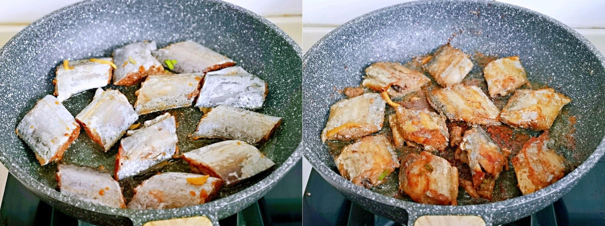 Mỗi lần tôi làm món cá rim mặn này là cơm hết nhanh đến 'hốt hoảng' - Ảnh 3