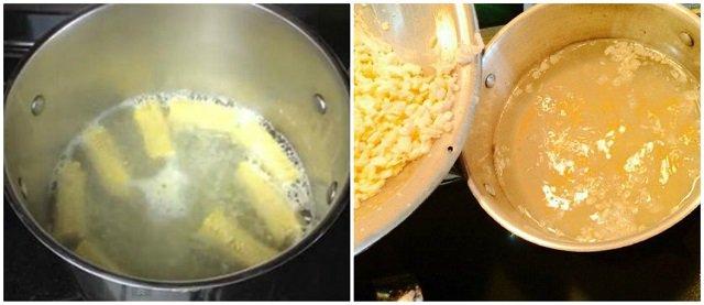 Cách nấu chè bắp ngọt thanh ngày hè, ai ăn cũng thích  - Ảnh 3