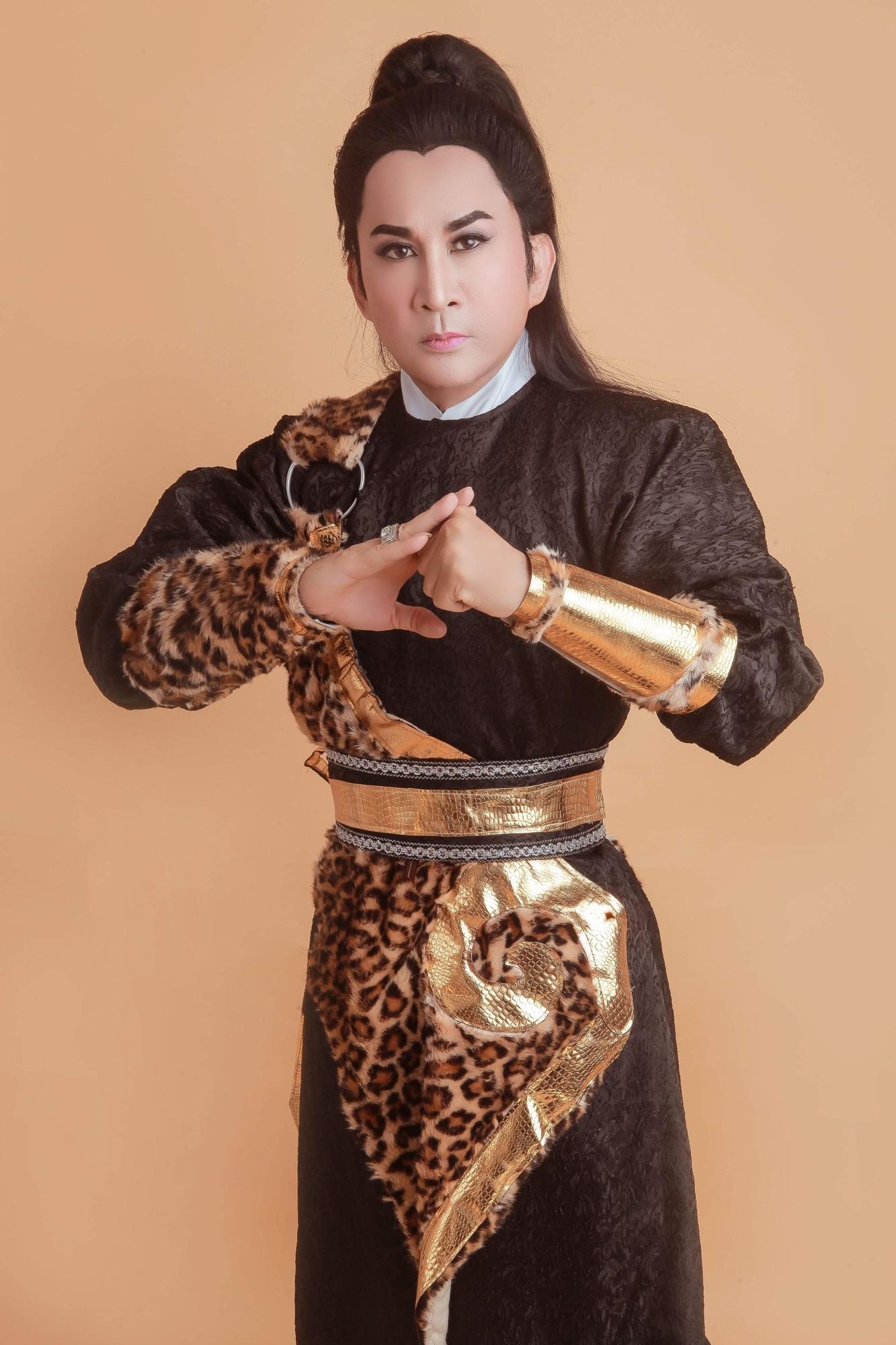 Kim Tử Long: Tôi với vợ ba chưa đăng ký, sống 10 năm vì tin tưởng nhau - Ảnh 3