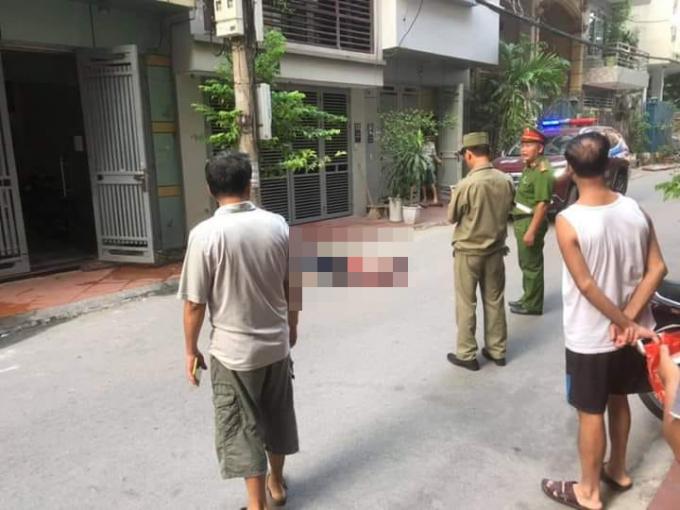 Nghi phạm sát hại 2 nữ sinh ở Cầu Giấy đã tử vong - Ảnh 1