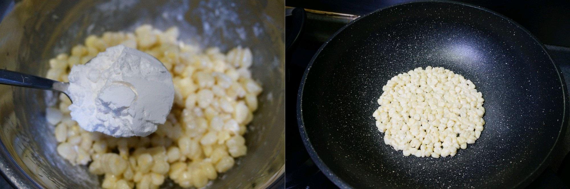 Bánh ngô chiên ăn sẽ ngon hơn trăm lần chỉ cần bạn thêm một chút nguyên liệu siêu quen thuộc này! - Ảnh 2