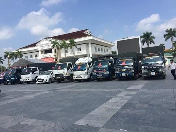 Chú rể Thái Bình mang 'siêu xe' chở lợn đi đón dâu khiến họ nhà gái cười ra nước mắt  - Ảnh 3