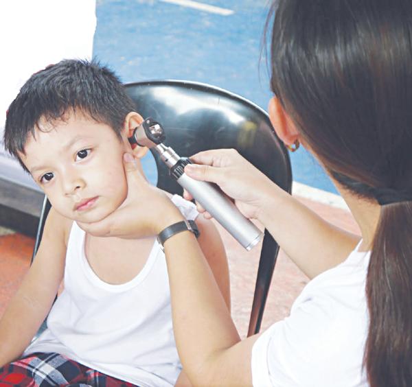 Nấm ống tai ngoài ở trẻ - Ảnh 1